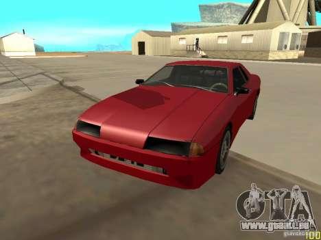 Elegy By w1LD pour GTA San Andreas