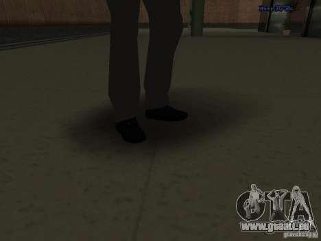 New bmost pour GTA San Andreas deuxième écran