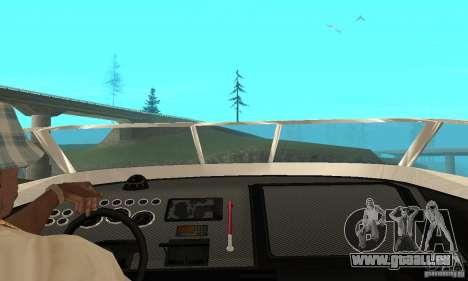 GTAIV Tropic pour GTA San Andreas vue arrière
