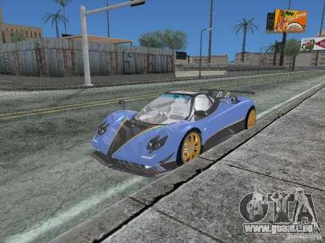 Los Angeles ENB modification Version 1.0 pour GTA San Andreas sixième écran