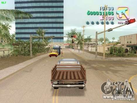 New hud für GTA Vice City