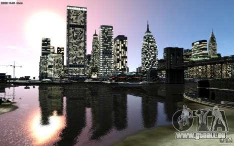 Menü- und Boot-Bildschirme von Liberty City in G für GTA San Andreas elften Screenshot