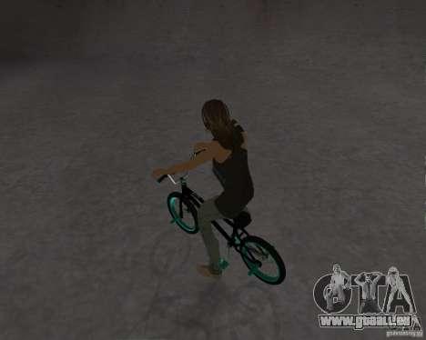 Tony Hawks Emily für GTA San Andreas zweiten Screenshot