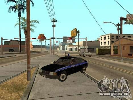 AZLK 21418 patrouiller pour GTA San Andreas