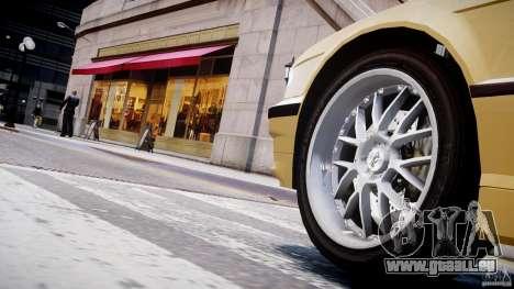 BMW 750i v1.5 pour GTA 4