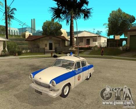 GAZ-21r GAI für GTA San Andreas