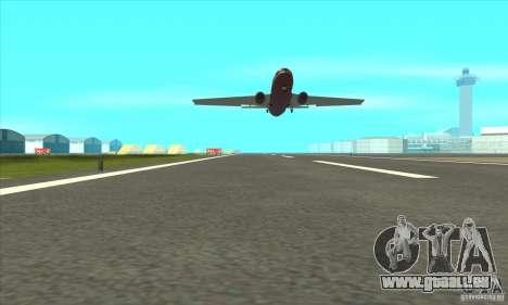 Revitalisierende Flughäfen für GTA San Andreas