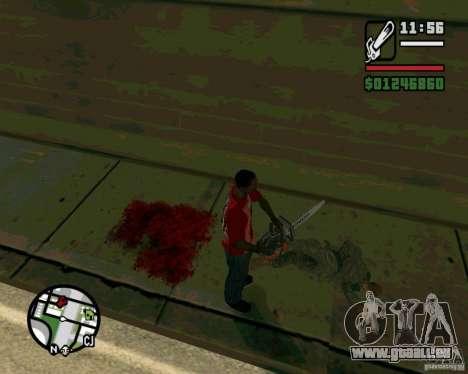 Soldats irakiens pour GTA San Andreas cinquième écran