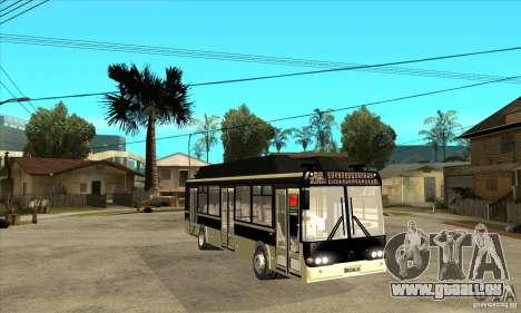 LIAZ 5256 für GTA San Andreas Rückansicht