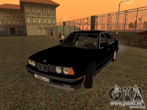 BMW 535i für GTA San Andreas