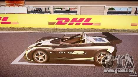 Lotus 2-11 für GTA 4 linke Ansicht
