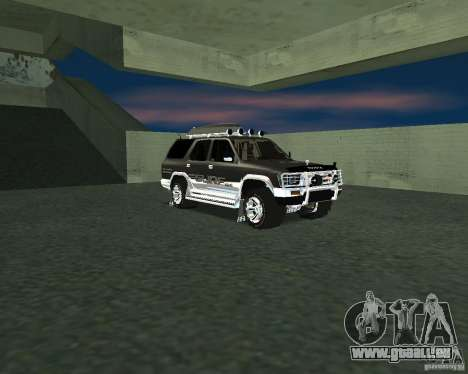 Toyota Surf v2.1 pour GTA San Andreas