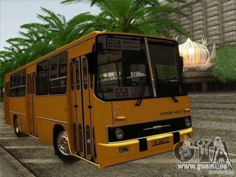 IKARUS 260 für GTA San Andreas Rückansicht