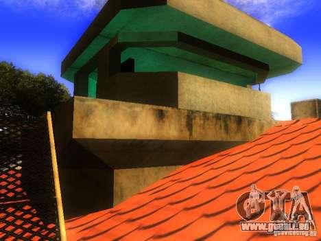 Base de Grove Street pour GTA San Andreas neuvième écran