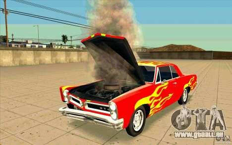 Dead car für GTA San Andreas