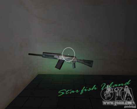 Saiga 12 k für GTA Vice City