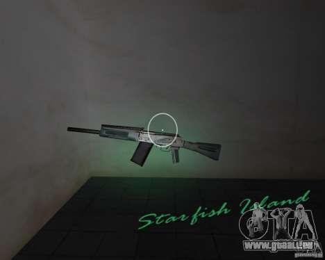 Saiga 12 k für GTA Vice City