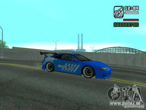 Mitsubishi Eclipse Tunning pour GTA San Andreas