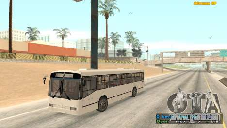 Mercedes-Benz Turk O345 pour GTA San Andreas