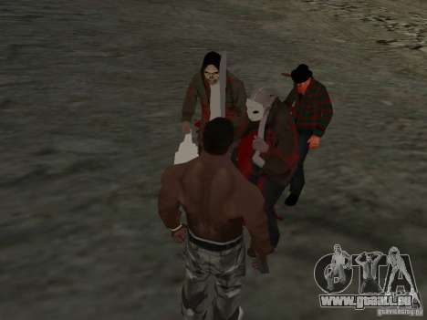 Scary Town Killers pour GTA San Andreas