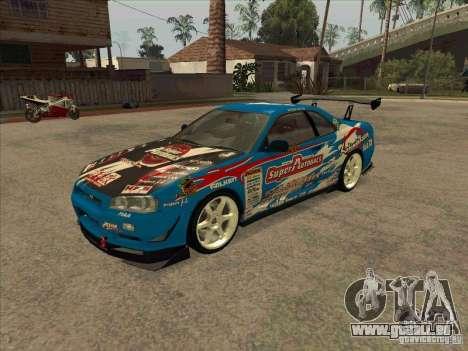 Nissan Skyline GT-R R34 Super Autobacs für GTA San Andreas