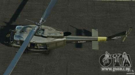Bell UH-1 Iroquois pour GTA 4 est un droit