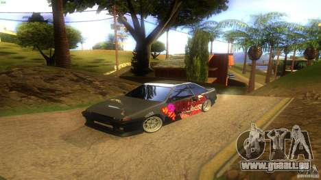 Toyota AE86 Coupe - Final pour GTA San Andreas