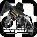Grand Pack d'armes pour GTA San Andreas dixième écran