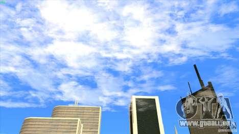 BM Timecyc v1.1 Real Sky pour GTA San Andreas septième écran