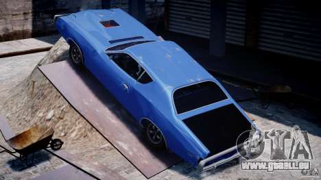 Dodge Charger RT 1971 v1.0 pour GTA 4