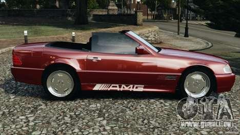 Mercedes-Benz SL 500 AMG 1995 [Final] pour GTA 4 est une gauche