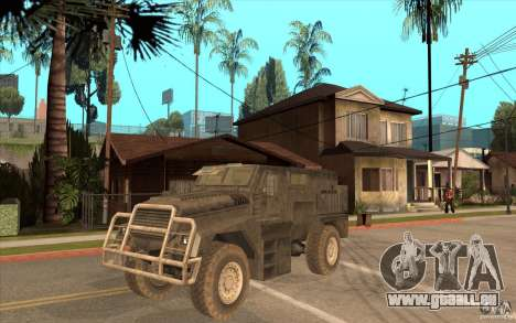 Military Truck für GTA San Andreas
