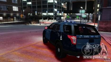 Emergency Lighting System v7 pour GTA 4 quatrième écran