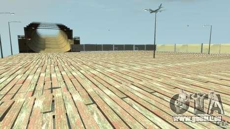 New Map Mod für GTA 4 dritte Screenshot