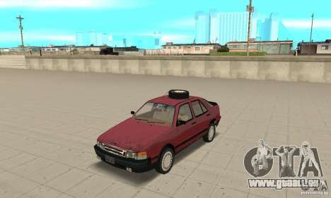 Saab 9000 für GTA San Andreas