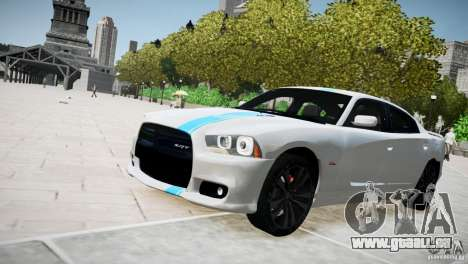 Dodge Charger SRT8 2012 für GTA 4
