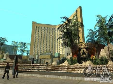 Neue Texturen für Casino Visage für GTA San Andreas her Screenshot