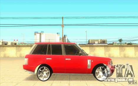 Arfy Wheel Pack 2 für GTA San Andreas zehnten Screenshot