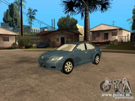 Toyota Camry 2009 pour GTA San Andreas