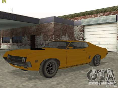 Ford Torino 70 für GTA San Andreas