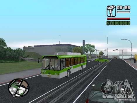 LIAZ 5292.70 für GTA San Andreas