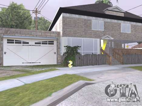 CJ Total House Remodel V 2.0 für GTA San Andreas sechsten Screenshot
