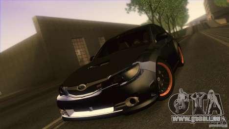 Shine Reflection ENBSeries v1.0.1 für GTA San Andreas siebten Screenshot