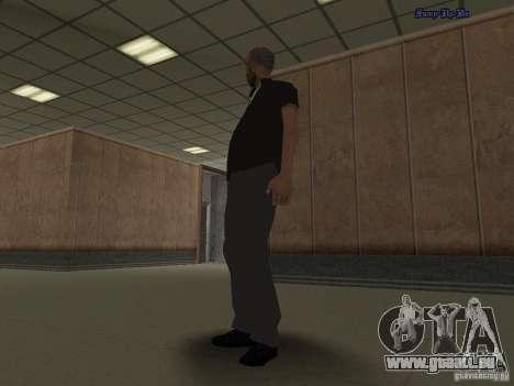 New bmost pour GTA San Andreas troisième écran