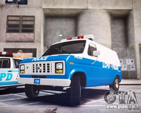 Ford E-150 LCPD pour GTA 4