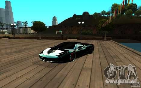 ENB pour n'importe quel ordinateur pour GTA San Andreas