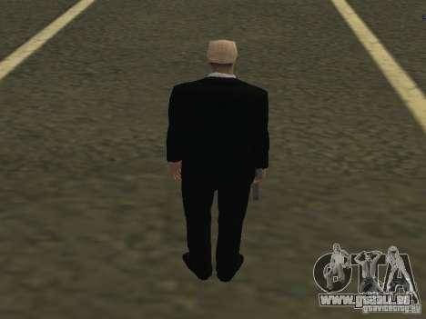 Les gardes du corps pour GTA San Andreas deuxième écran