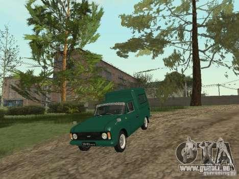 IZH 2715 pour GTA San Andreas
