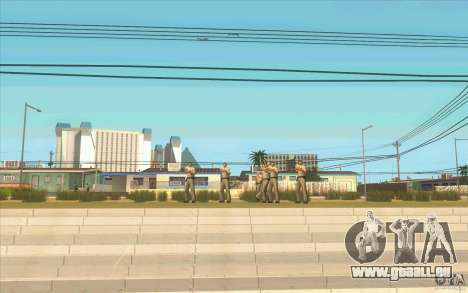 6 Sterne für GTA San Andreas dritten Screenshot