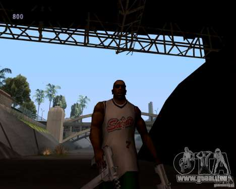 Allure de gangster pour GTA San Andreas